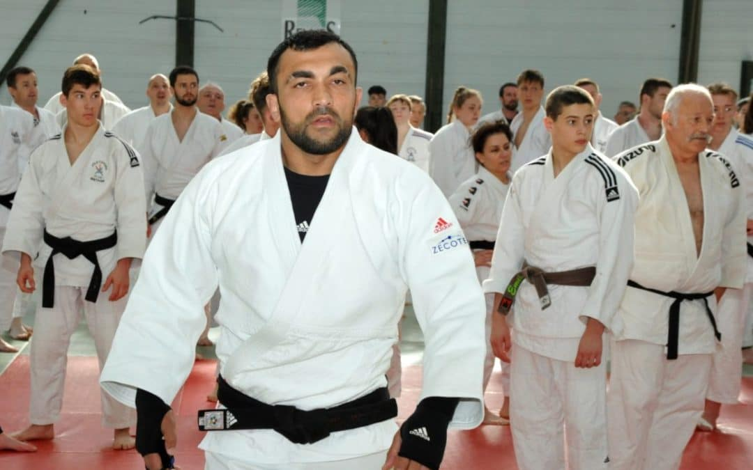 Stage Ilias ILIADIS : les photos du stage (3eme partie)
